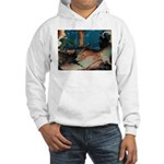 Fantastic Fractals Hooded Sweatshirt