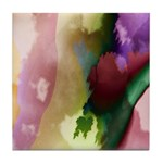 Dazzling Designs Fractal Tile Coaster