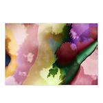 Dazzling Designs Fractal Postcards (Package of 8)