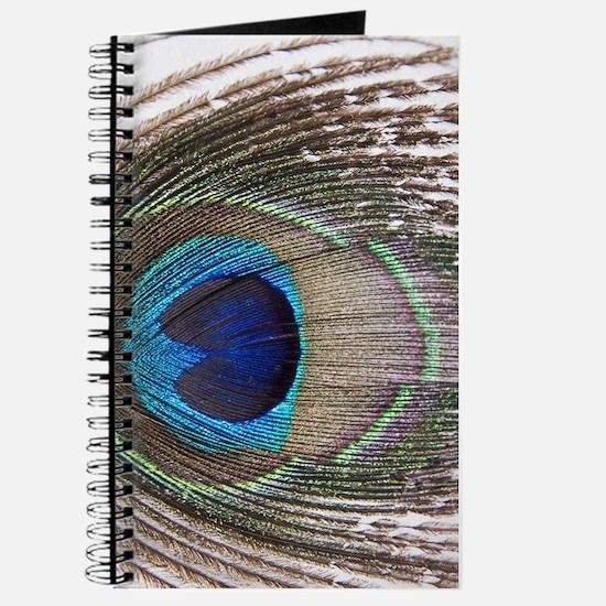 Unique Peacock Journal