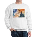 Pleasing Patterns Fractal Sweatshirt