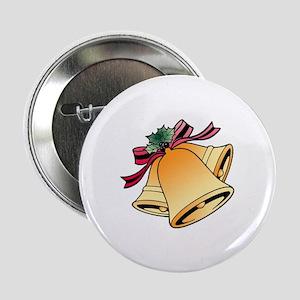 Christmas Art Bells Button