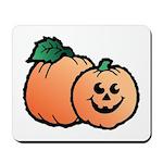 Halloween Art Pumpkin Mousepad