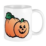 Halloween Art Pumpkin Mug