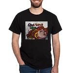 Graffiti - Abby Dark T-Shirt