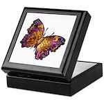 Nature Art Beautiful Butterfly Keepsake Box