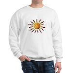 Nature Art Blazing Sun Sweatshirt