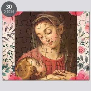 Divine Providence (floral) Puzzle
