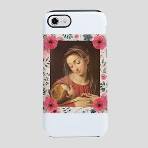 Divine Providence (floral) iPhone 7 Tough Case