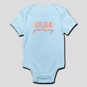 Life is a journey world map Body Suit