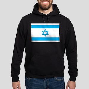 Israel Flag - Magen David Hoodie (dark)