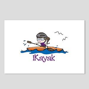 iKayak Postcards (Package of 8)