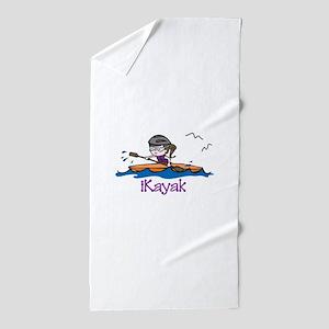 iKayak Beach Towel