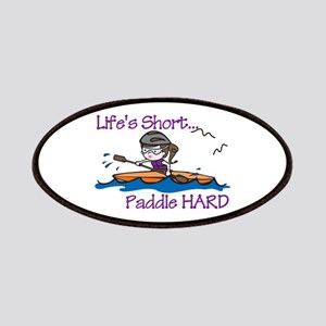 Paddle Hard Patches