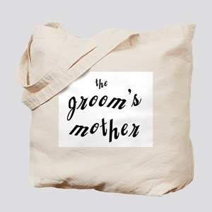 The Groom's Mother Tote Bag