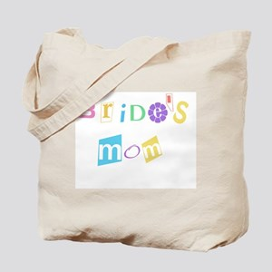 Bride's Mom Cool Text Tote Bag