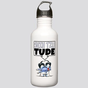 Shih Tzu Tude Water Bottle