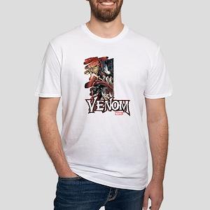 Venom Half Fitted T-Shirt