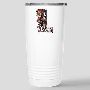 Venom Half Stainless Steel Travel Mug