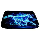 Mustang Memory Foam Bathmats