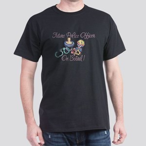 Officer on Board Dark T-Shirt