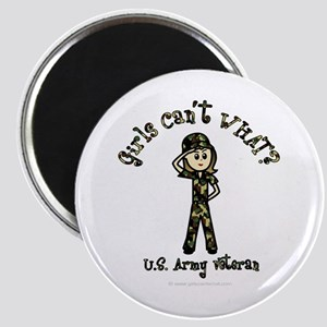 Light Army Veteran Magnet