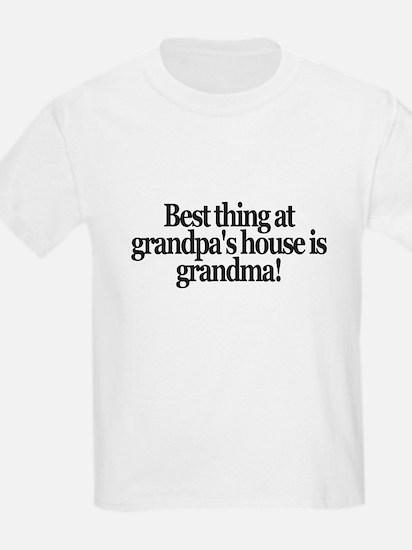 Best Thing at Grandpas T-Shirt
