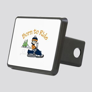 Born to Ride Hitch Cover