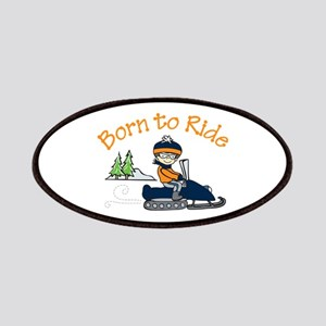 Born to Ride Patches