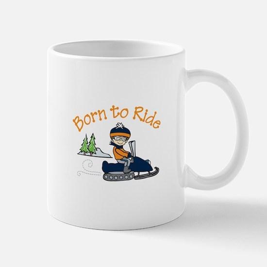 Born to Ride Mugs