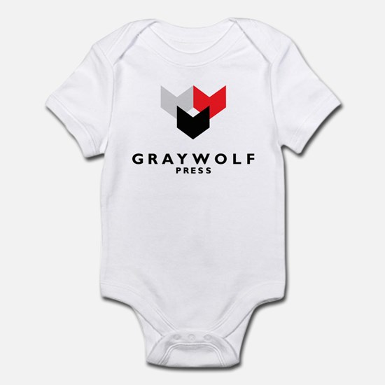Graywolf Press Onesie Body Suit