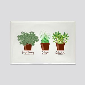 Rosemary Chives Magnets
