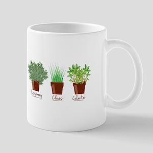 Rosemary Chives Mugs