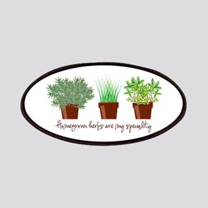 Homegrown Herbs Patches