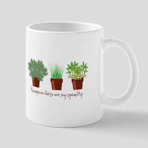 Homegrown Herbs Mugs