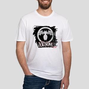Venom Chalk Fitted T-Shirt