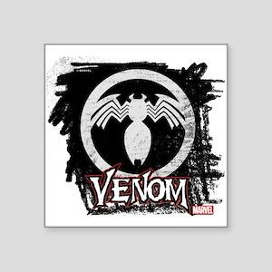 """Venom Chalk Square Sticker 3"""" x 3"""""""