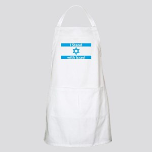 I Stand with Israel - Flag Apron