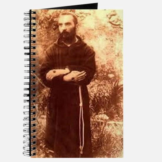 Youg Padre Pio Journal