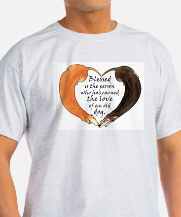 Love of an Old Dog T-Shirt