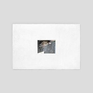 muzzled-dog 4' x 6' Rug