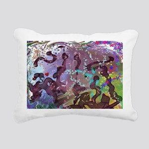 Fauve Rectangular Canvas Pillow