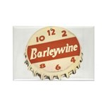 It's Barleywine Thirty Magnet