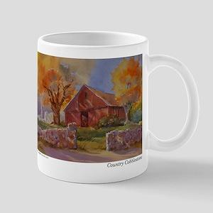 Country Cobblestone Mug