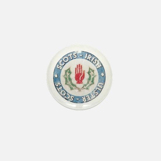 Cute Ulster scot Mini Button