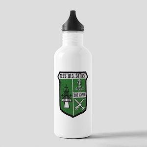 uss w. s. sims de patc Stainless Water Bottle 1.0L