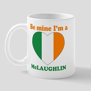 McLaughlin, Valentine's Day Mug