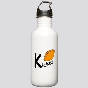 Football Kicker Water Bottle