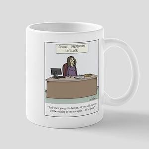 Suicide Prevention 11 oz Ceramic Mug