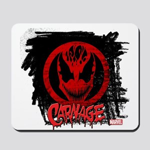 Carnage Chalk Mousepad